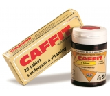 Caffitine Caffeine and eleuterokok, supplemented with vitamins and minerals to prevent fatigue and strengthen health, 60 tablets
