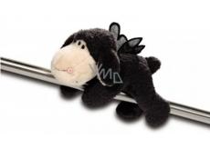 Nici Ovečka Jolly černá s magnetkami 12 cm