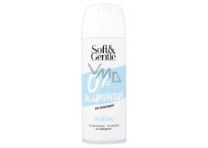 Soft & Gentle Active Zelený čaj Antiperspirant deodorant sprej pro ženy 150 ml