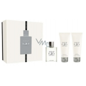 Giorgio Armani Acqua di Gio pour Homme EdT 50 ml men's eau de toilette + 75 ml shower gel + 75 ml After Shave Balm, gift set