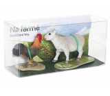Albi Kouzelné čtení rozšíření hry Na farmě 1 sada zvířátek ovečka a kohout