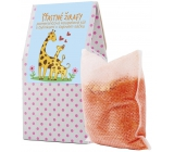 NeoCos Orange Happy giraffes bath salt with herbs in tea bags 50 g