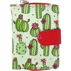 Albi Original Design wallet Cacti 9 x 13 cm