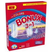 Bonux Color Lavender 3 in 1 washing powder for colored laundry 4 doses of 300 g