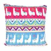 Albi Relaxation pillow large Lama 50 cm × 50 cm