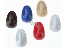 Plastic Nova PTN towel hook self-adhesive tear 2 pieces