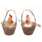 Chicken cup 12 cm different kinds 1 piece