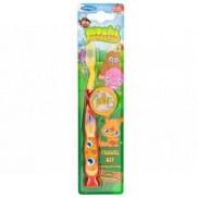 Mattel Moshy Monster soft toothbrush for children under 6 years