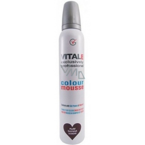 Vitale Exclusively Professional Coloring Mousse With Vitamin E Plum - Plum 200 ml