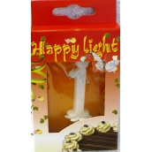 Happy light Cake candle digit 1 in a box