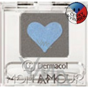 Dermacol Mon Amour Eyeshadow 02 Duo 2.2 g