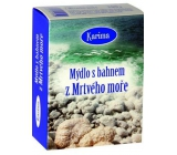Karima Dead Sea natural toilet soap made of Dead Sea mud 100 g