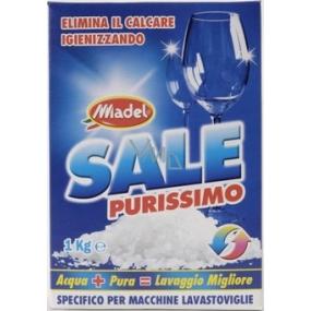 Madel Sale Purissimo dishwasher salt 1 kg extra large