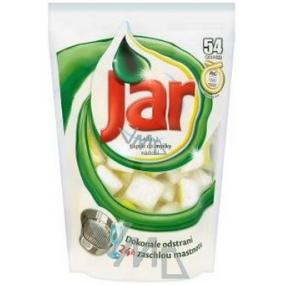 Jar All in 1 Lemon kapsle do automatické myčky nádobí 54 kusů
