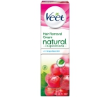 Veet Natural Inspirations Hair Removal Cream For Sensitive Skin And Body 100 ml