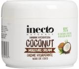 Inecto Naturals Coconut moisturizing cream with pure coconut oil 250 ml