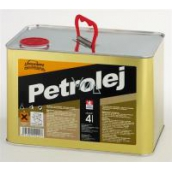 Severochema Petroleum 4 l is designed for lighting in petroleum lamp and cleaning