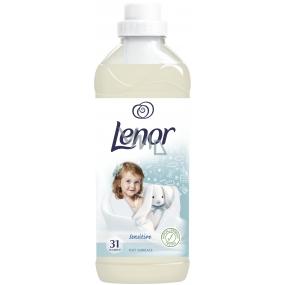 Lenor Sensitive Soft Embrace fabric softener 31 doses 930 ml