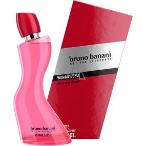 Bruno Banani Best Eau de Toilette for Women 50 ml