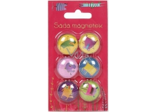 Albi Monster magnet set 2.3 cm 6 pieces