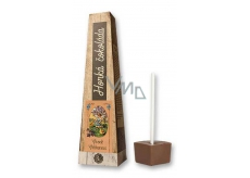 Bohemia Gifts & Cosmetics Hot Extra Fine Choice Chocolate Happy Easter angel with chickens 30 g