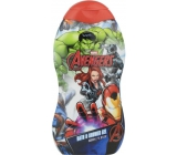 Marvel Avengers 2in1 shower gel and baby foam 350 ml