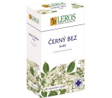 Leros Black without flower herbal tea for flu, colds, digestive problems, menstruation, migraine 20 x 1 g