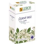 Leros Black without flower herbal tea 20 x 1 g