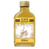 Bohemia Gifts & Cosmetics Gold mead 18% Thank you 100 ml