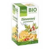 Apotheke tea BIO Ginger tea with orange 20x1,5g