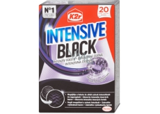 K2r Intensive Black wipes restore the intensity of dark colors and protect the brightness of black and dark colors 20 wipes