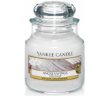 YANKEE CANDLES scented glass Angel Wings 6312