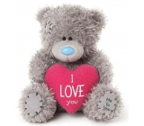 Me to You Teddy bear I Love you - I love you 10.5 cm