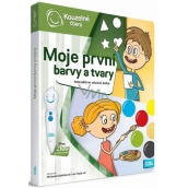 Albi Magical Reading Interactive Talking Book My First Colors and Shapes