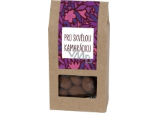 Albi Almonds in chocolate with cinnamon For a great friend 80 g
