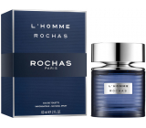 Rochas L Homme Eau de Toilette for Men 60 ml