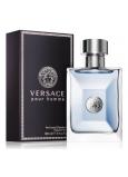 Versace pour Homme perfumed deodorant glass for men 100 ml