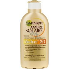 Garnier Ambre Solaire Golden Protect SPF20 Sun Lotion 200 ml