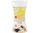 Pan Aroma Lava Gel Crystals French Vanilla gel air freshener 150 g