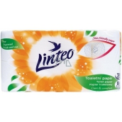 Linteo Care & Comfort toilet paper 3 ply 15 m 8 pieces