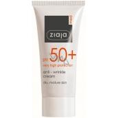 Ziaja Med Protecting SPF 50+ UVA + UVB anti-wrinkle sunscreen for dry skin 50 ml
