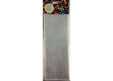 Albi Self-adhesive rainbow stones 4 mm 828 pieces