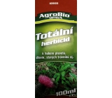 AgroBio Total herbicide to control weeds, trees, old lawns 100 ml