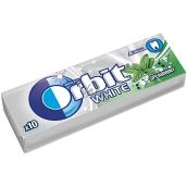 Wrigleys Orbit White Spearmint Sugar Free Sugar Dragee 10 pieces 14 g