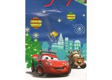Albi Dárková papírová taška střední 23 x 18 x 10 cm Vánoční TM4 96094