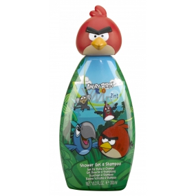 Angry Birds Red Bird Rio baby shower gel and shampoo 300 ml