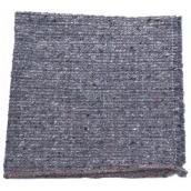 Washing cloth woven 80 x 60 cm gray