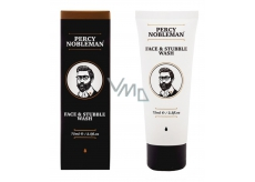 Percy Nobleman 75 ml Face and Beard Cleansing Gel