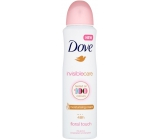 Dove deo spr.Visible Floral touch 150ml