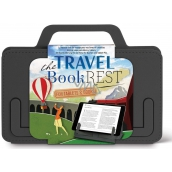If The Travel Book Rest Travel book / tablet holder Gray 180 x 10 x 142 mm